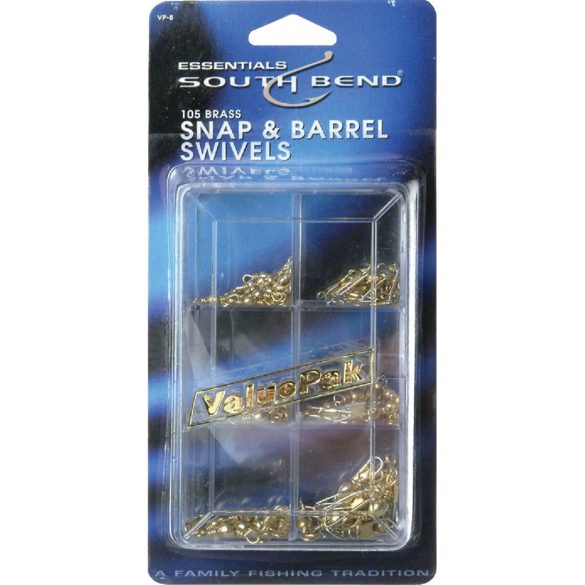 VALUE PACK SWIVELS