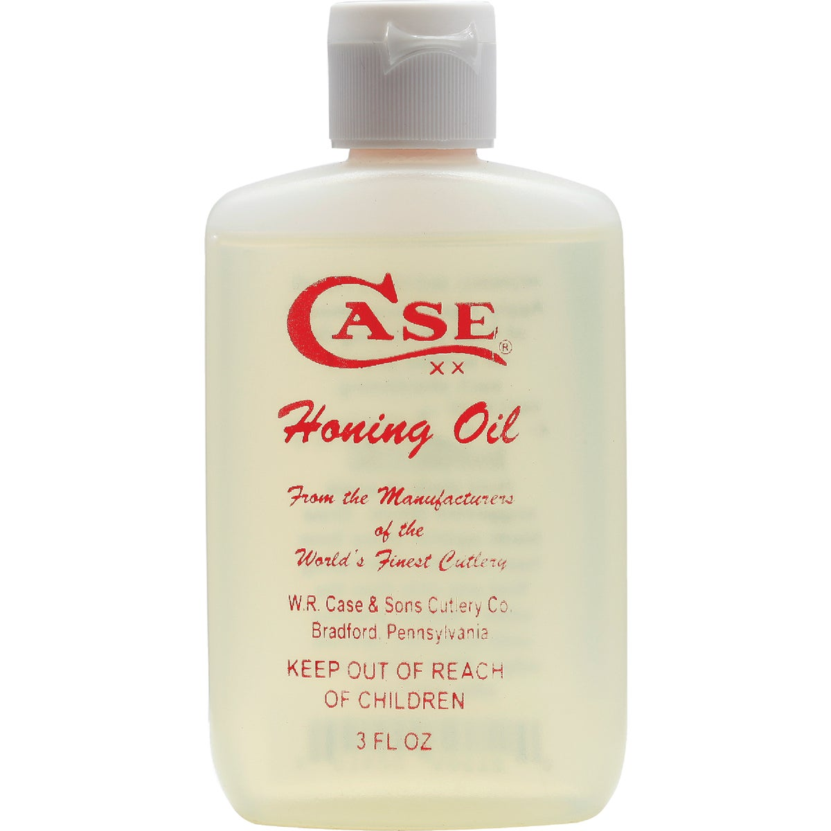 3OZ HONING OIL - 910 by Case W R & Sons
