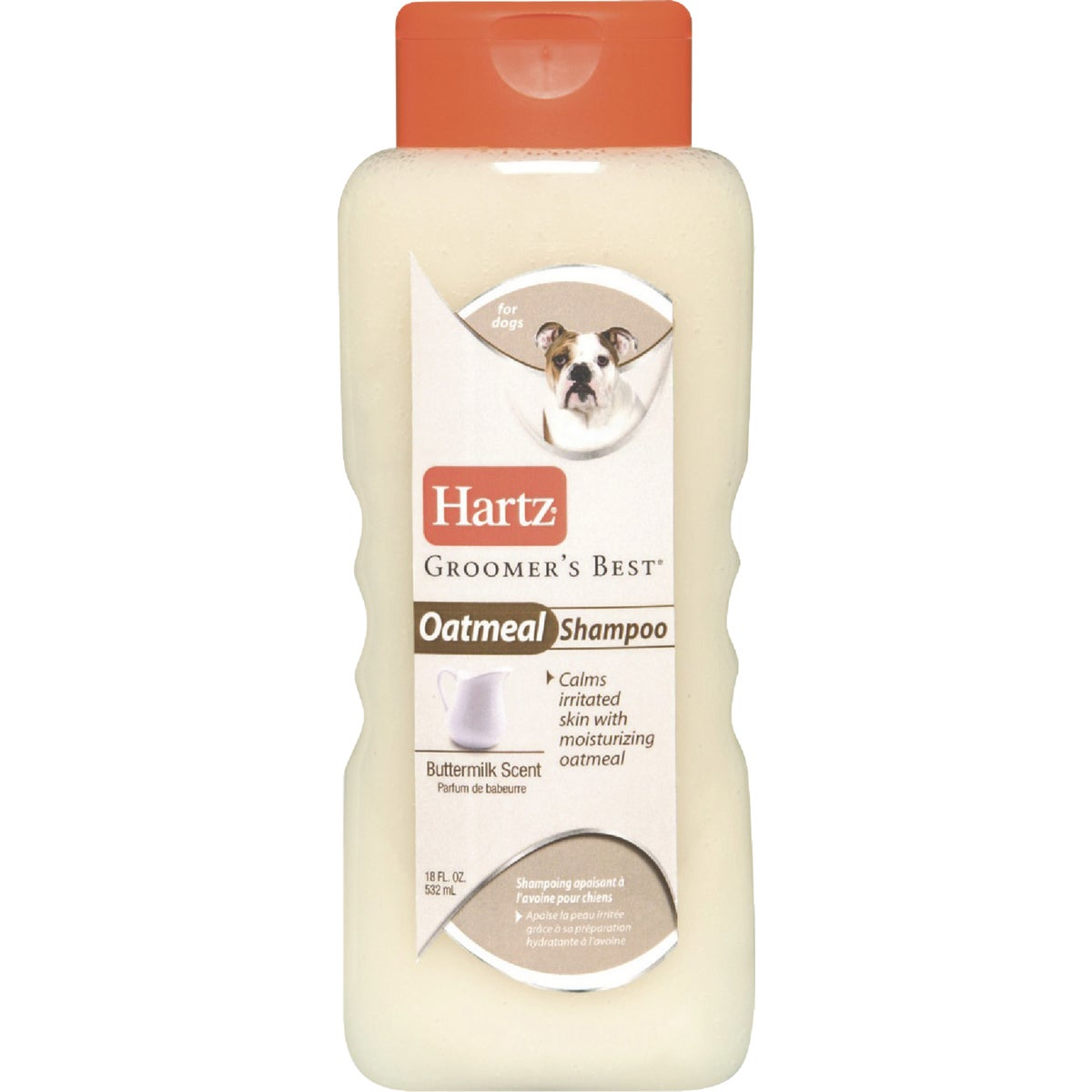 18OZ OATMEAL DOG SHAMPOO - 97928 by Hartz Mountain Corp