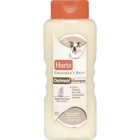 Hartz Mountain 18OZ OATMEAL DOG SHAMPOO 97928