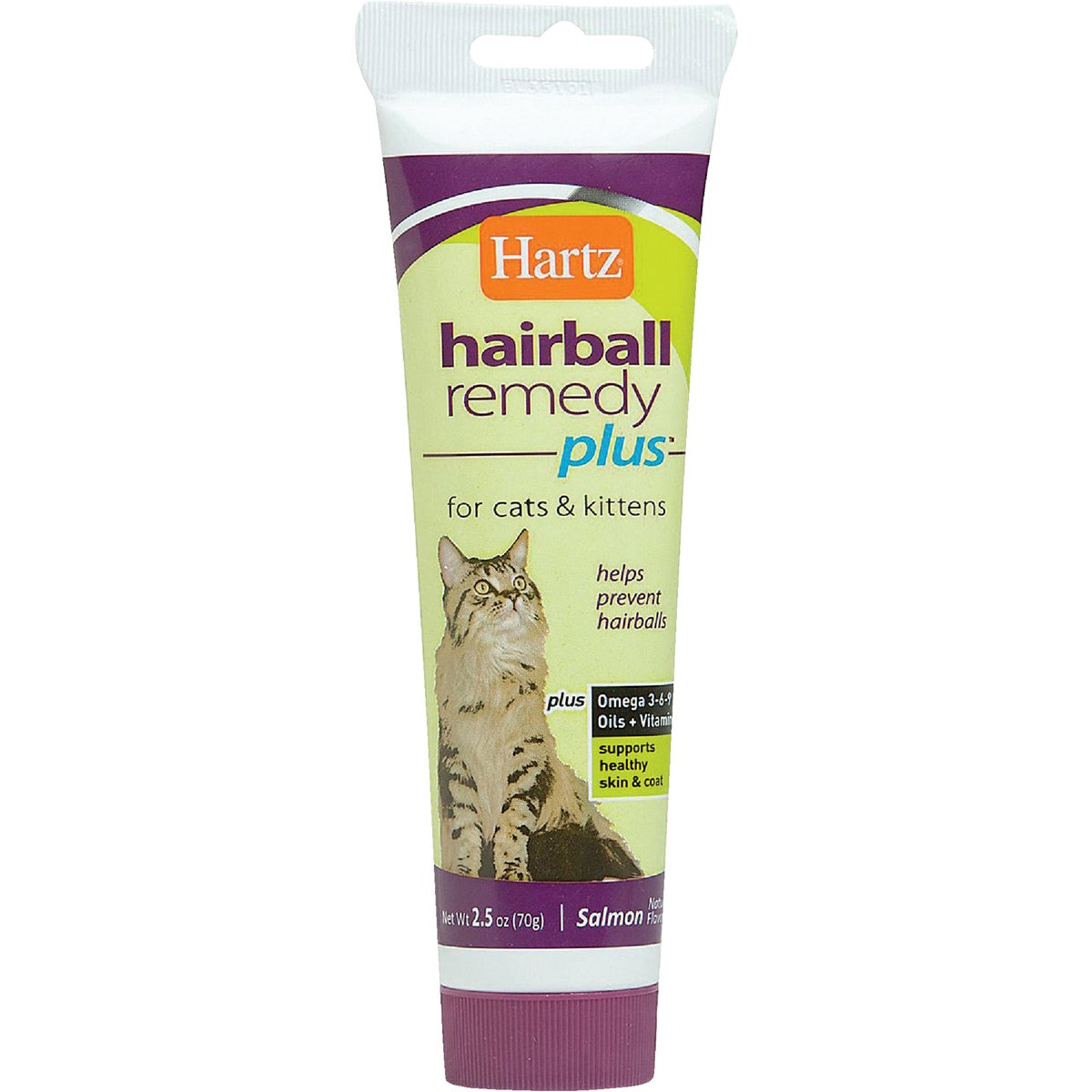 3OZ SALMN HAIRBAL REMEDY - 95009 by Hartz Mountain Corp