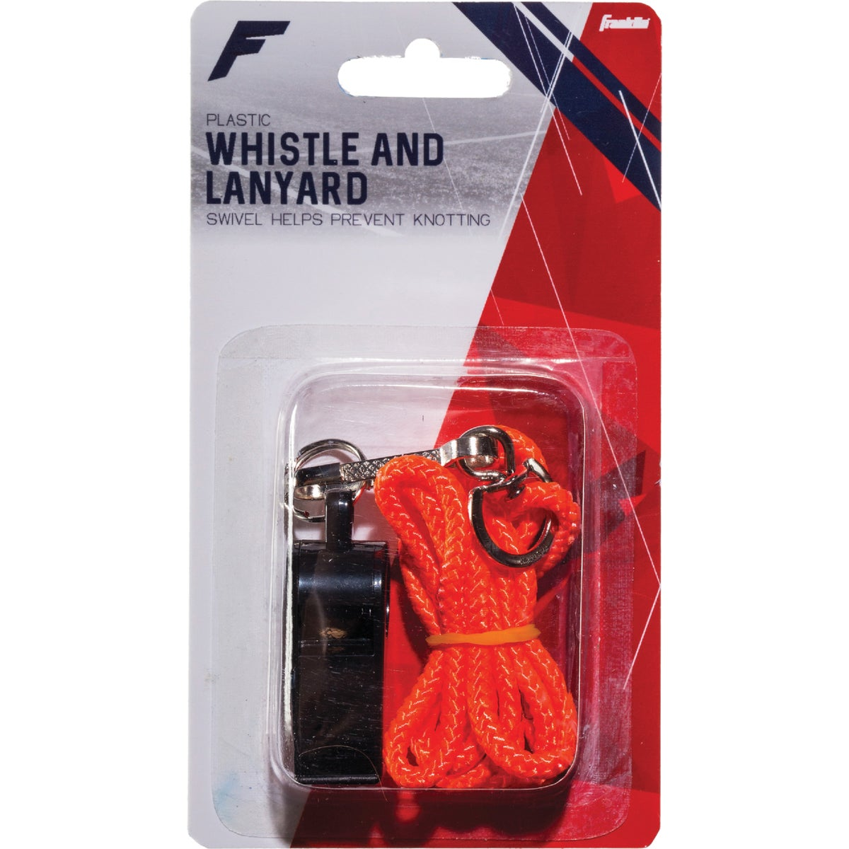 WHISTLE W/LANYARD