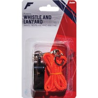 Huffy Sports WHISTLE W/LANYARD 8304S