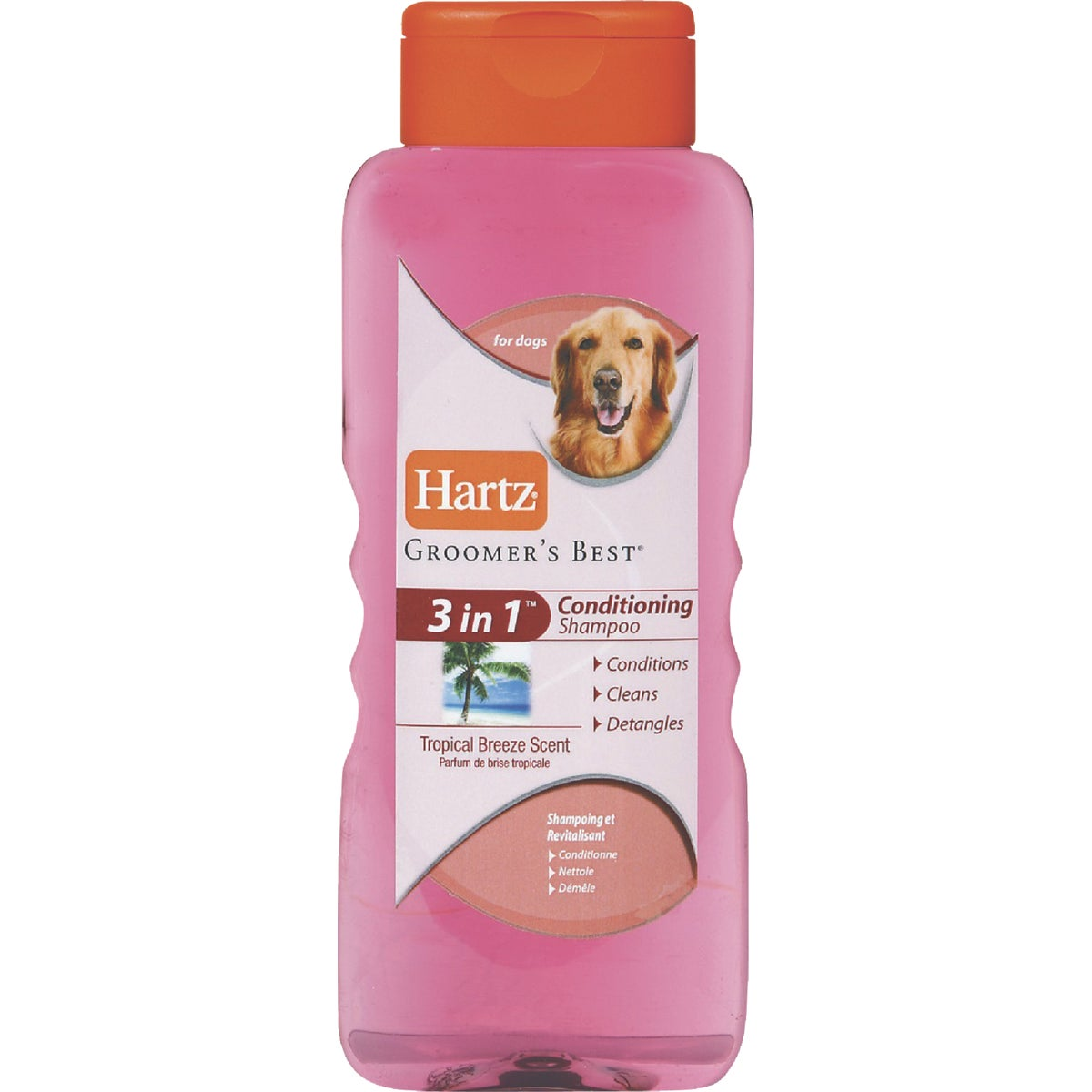 18OZ PET SHAMPOO - 95068 by Hartz Mountain Corp