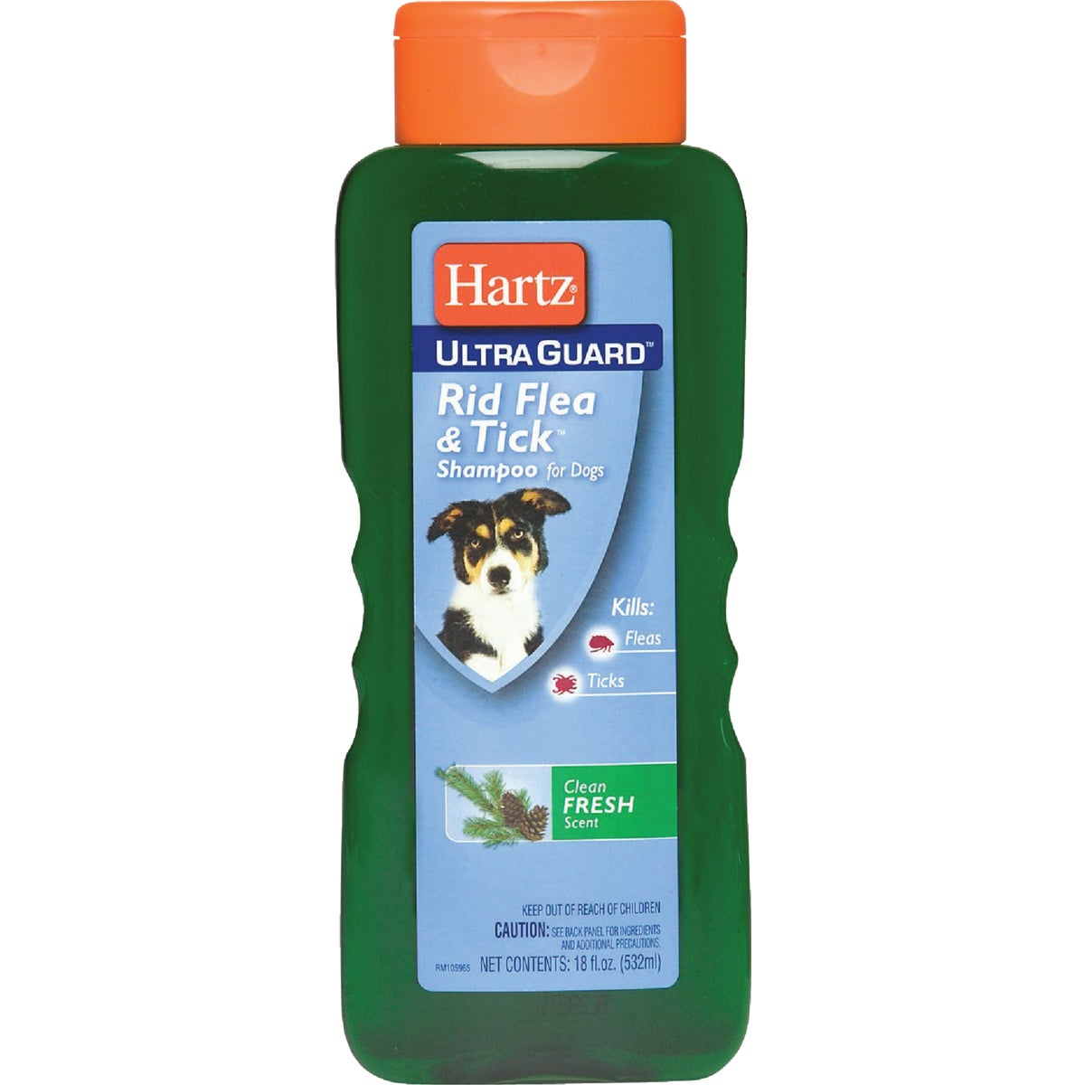 18OZ DOG FLEA SHAMPOO - 91858 by Hartz Mountain Corp