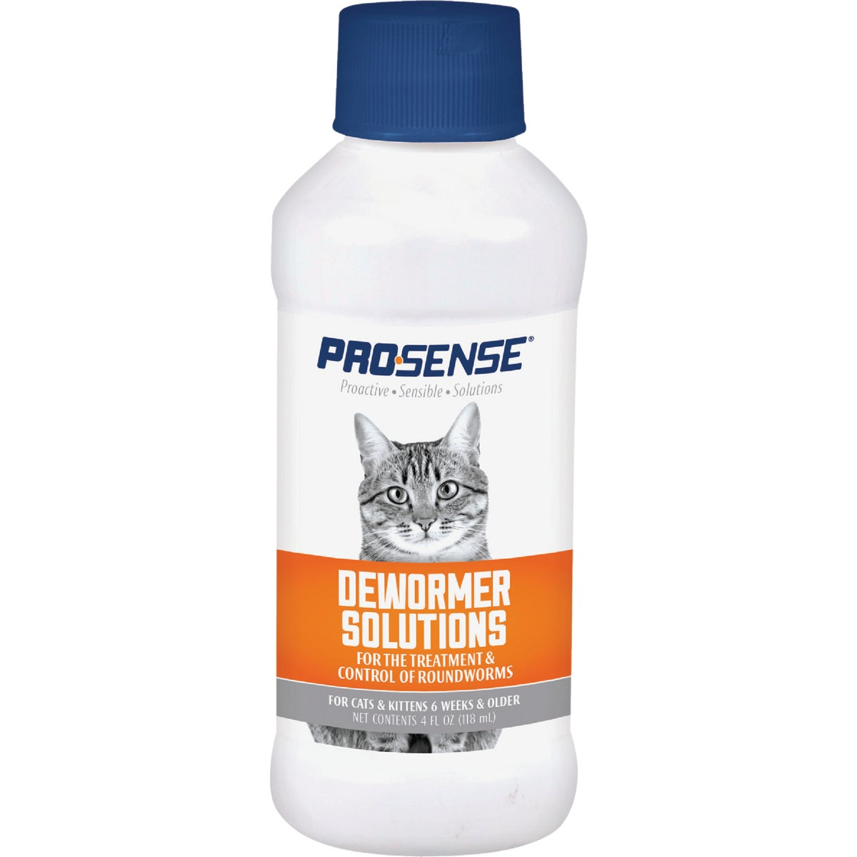 P-S CAT DEWORMER 4OZ