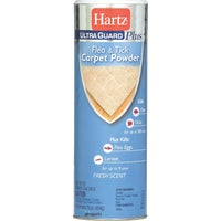 Hartz Mountain 16OZ F&T CARPET POWDER 2265