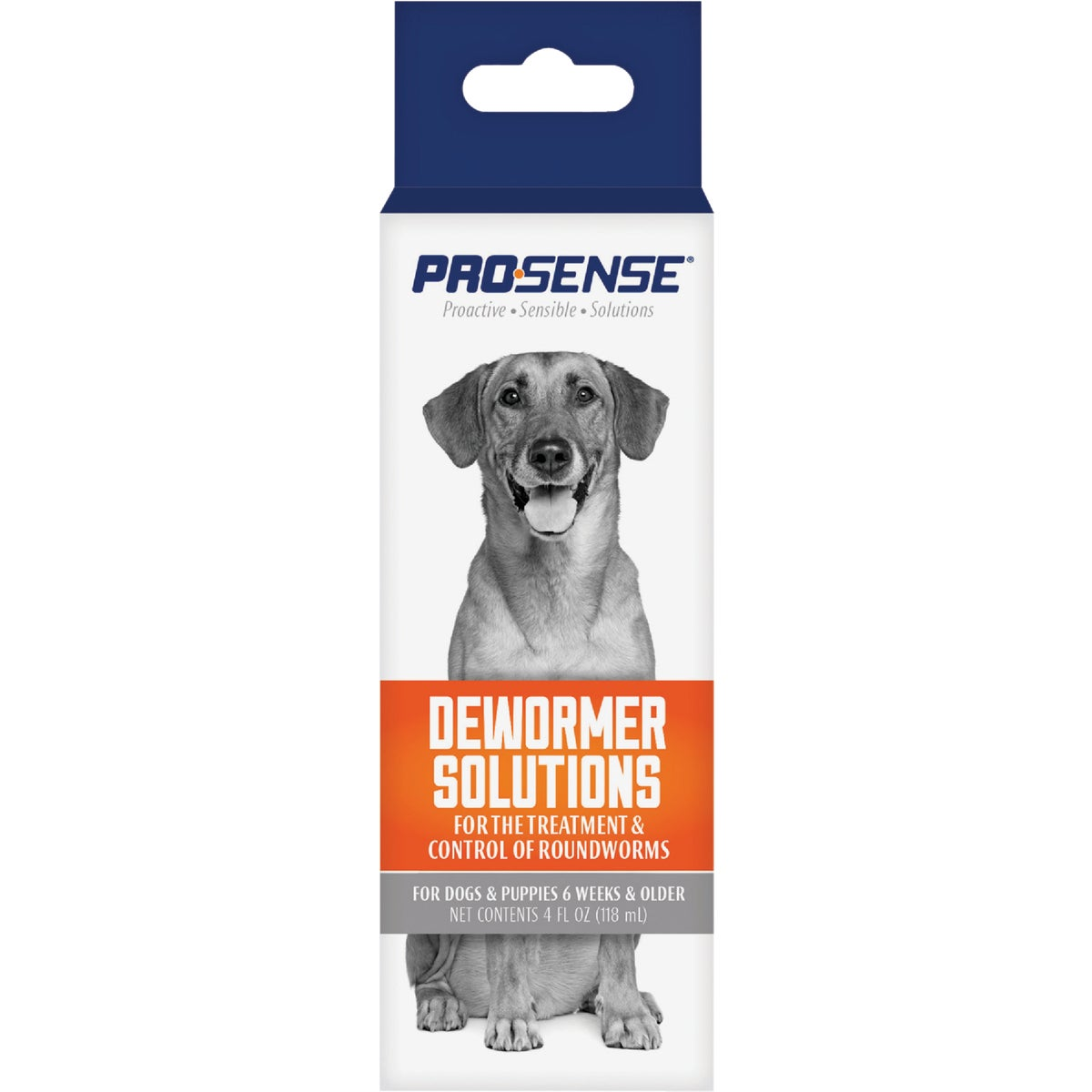 P-S DOG DEWORMWER 4OZ - J1715 by United Pet Group