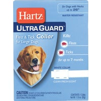 Hartz Mountain LG DOG F&T COLLAR 81169