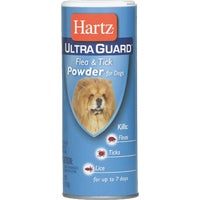 Hartz Mountain 4OZ DOG F&T POWDER 84137