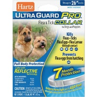 Hartz Mountain PUP&DOG RFLCT F&T COLLAR 4183