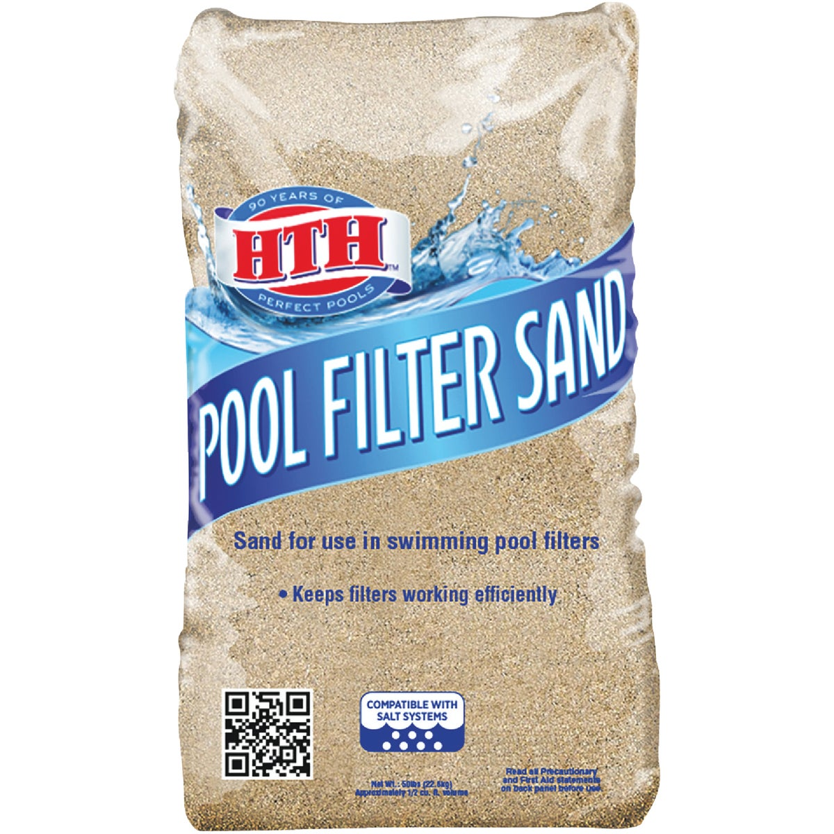 50LB SAND FILTER - 61308 by Lonza