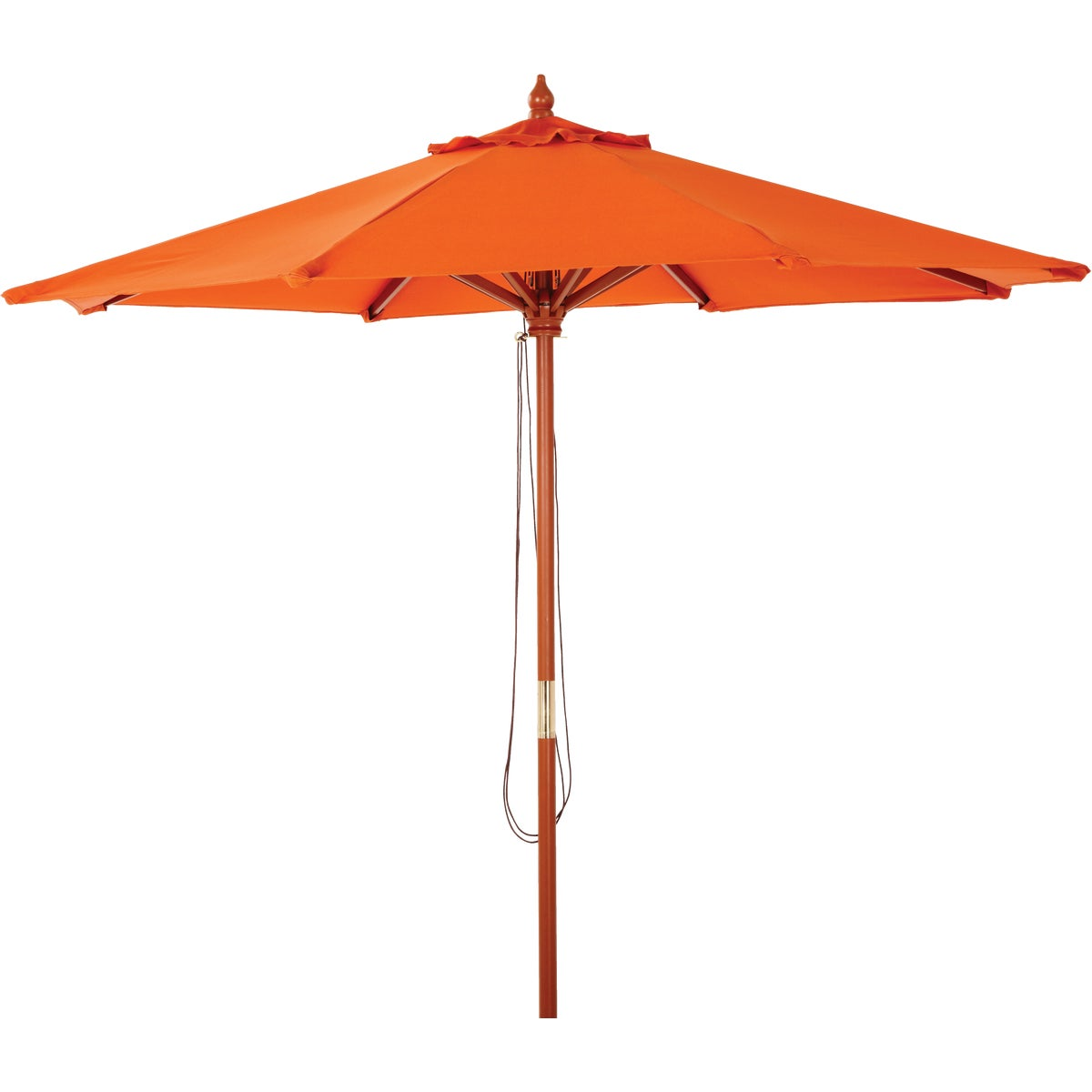 7.5' MKT SPICE UMBRELLA - TJWU-003A-230-ORG by Do it Best
