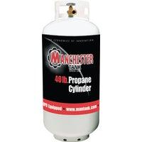 Worthington Cylinder 40LB TYPE I CYLINDER 303375