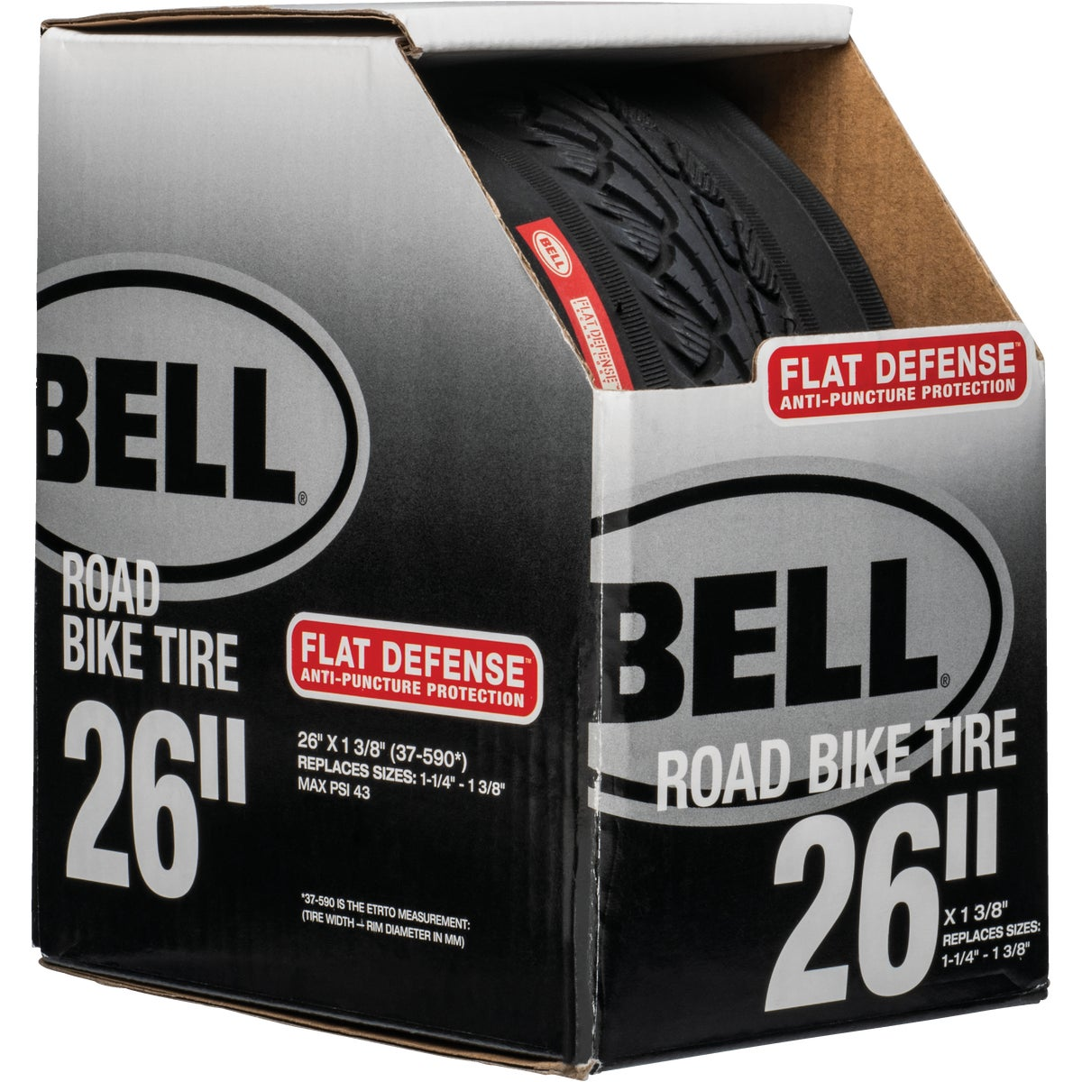 "26"" ROAD BIKE TIRE - 7014729 by Bell Sports"