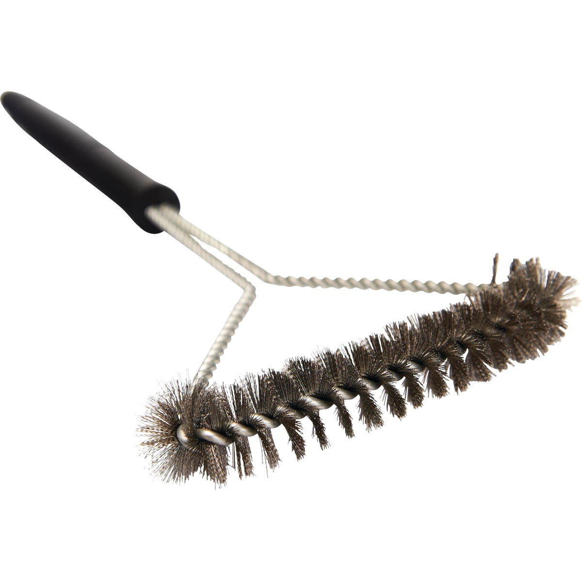 WIDE SS GRILL BRUSH