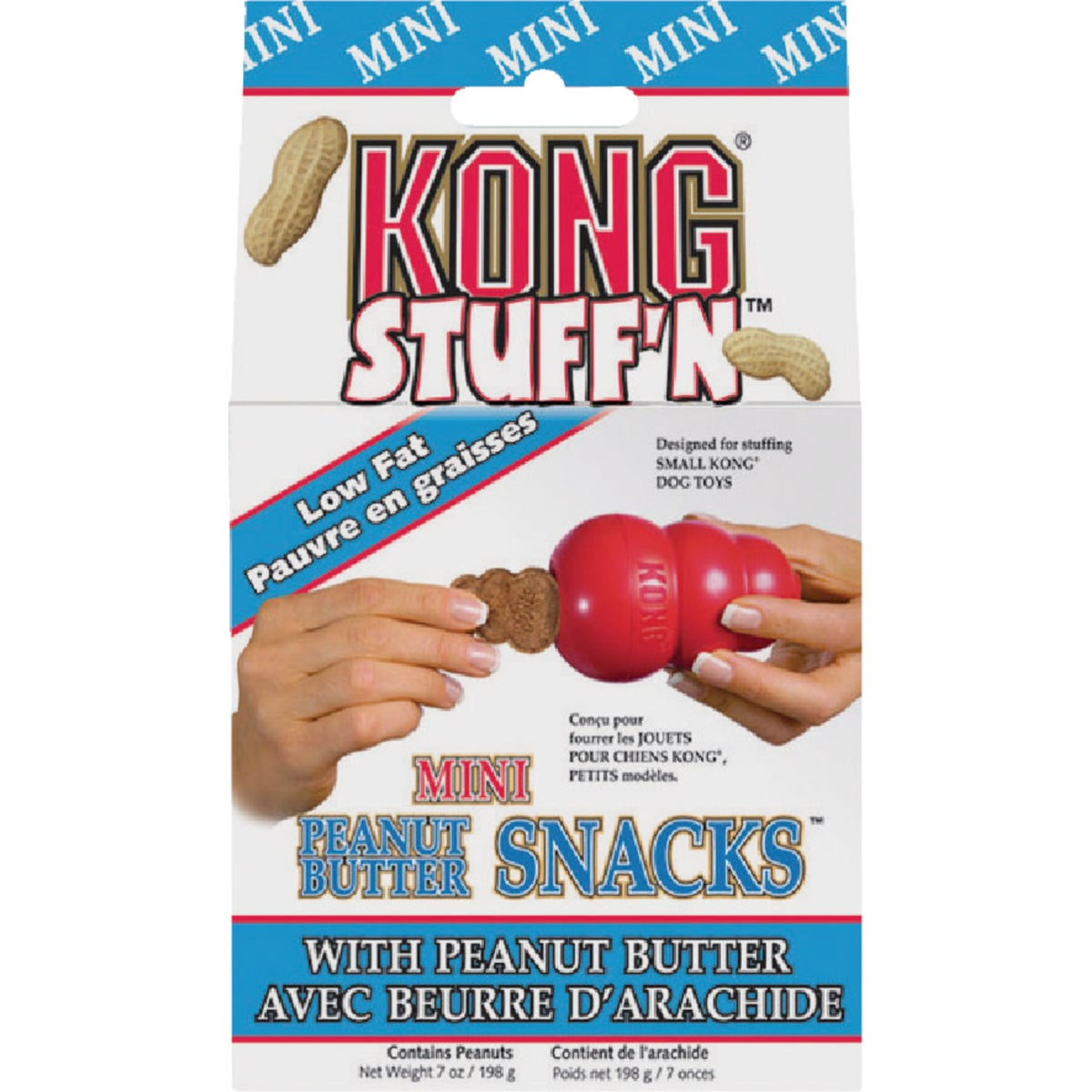 7OZ MINI PB DOG TREAT - XR3 by Kong Company