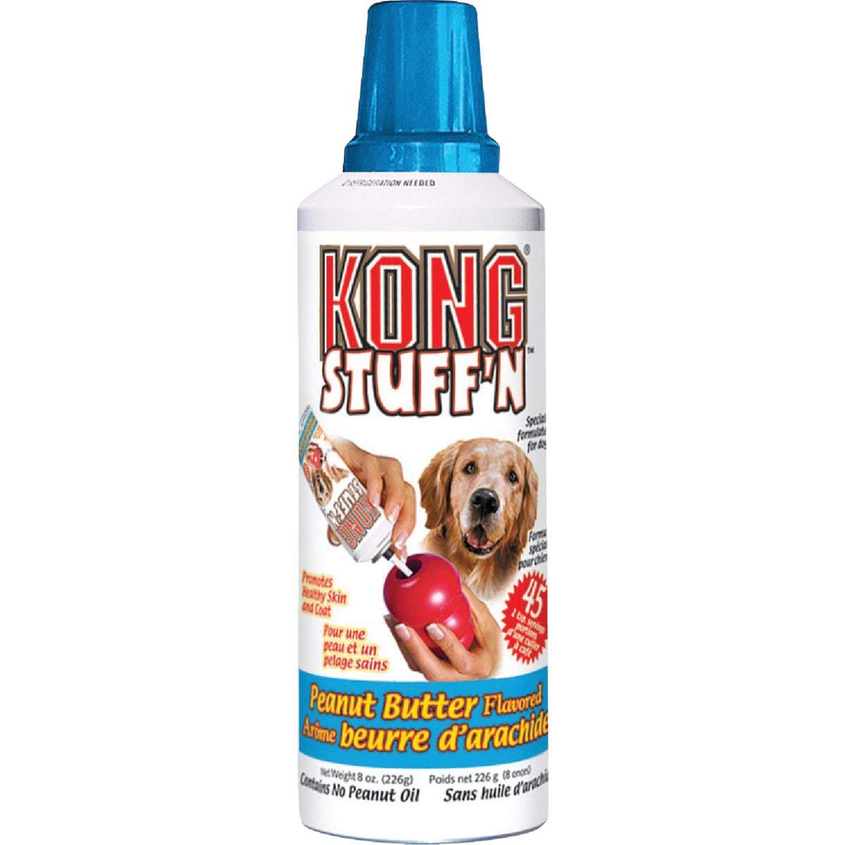 8OZ BP PASTE DOG TREAT - XS2 by Kong Company