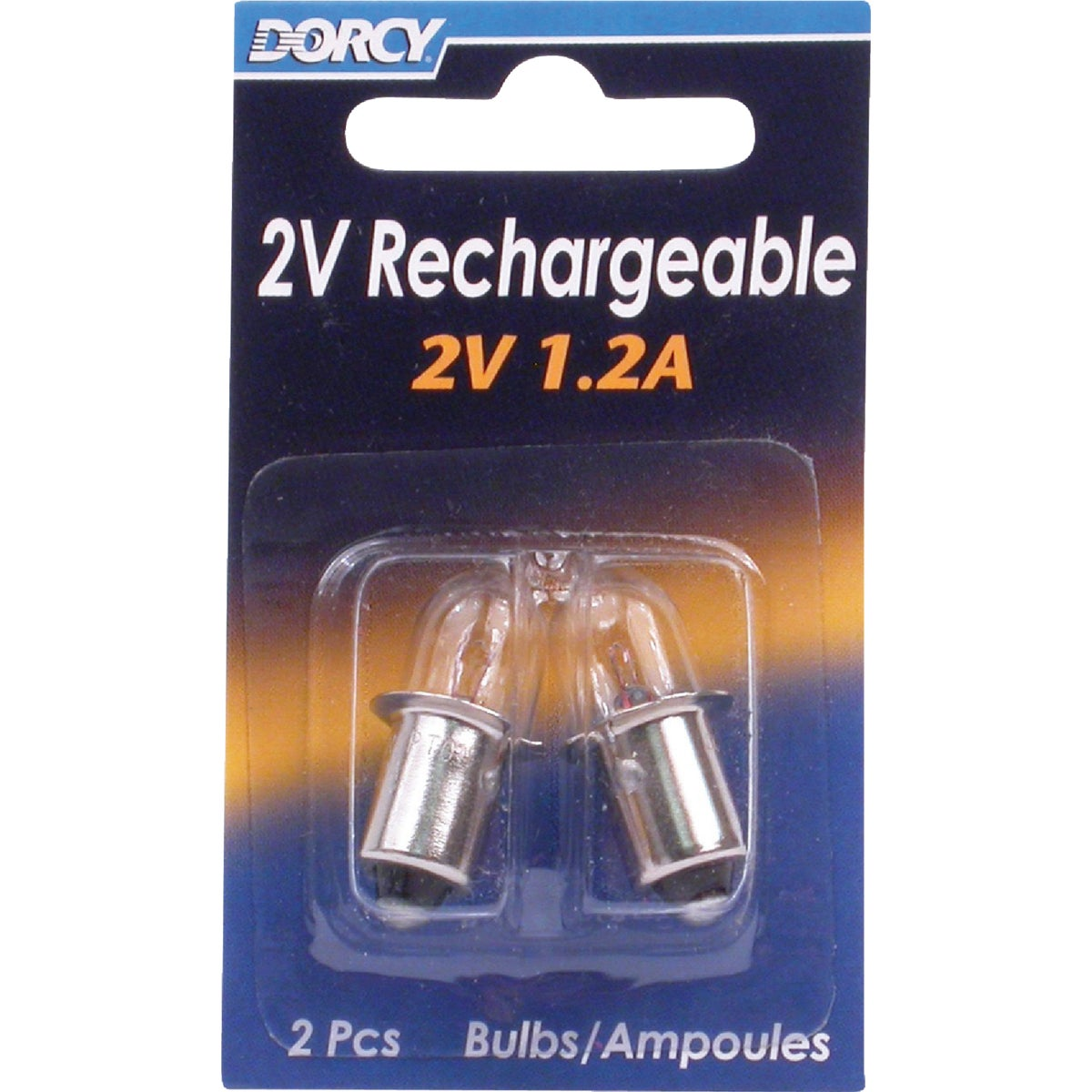 2V FLASHLIGHT BULB - 41-1671 by Dorcy International