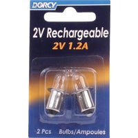 Dorcy International 2V FLASHLIGHT BULB 41-1671