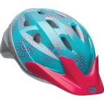 5 Plus Girls Tru Fit Bicycle Helmet