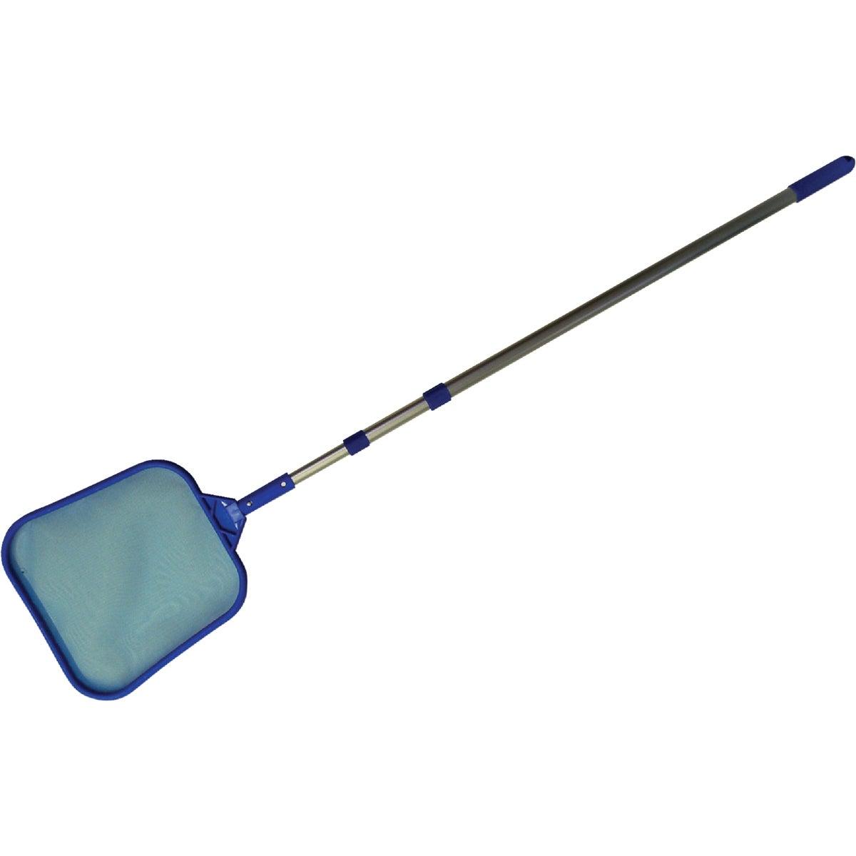 JED Pool Tools SKIMMER & 8' TELE POLE 40-355