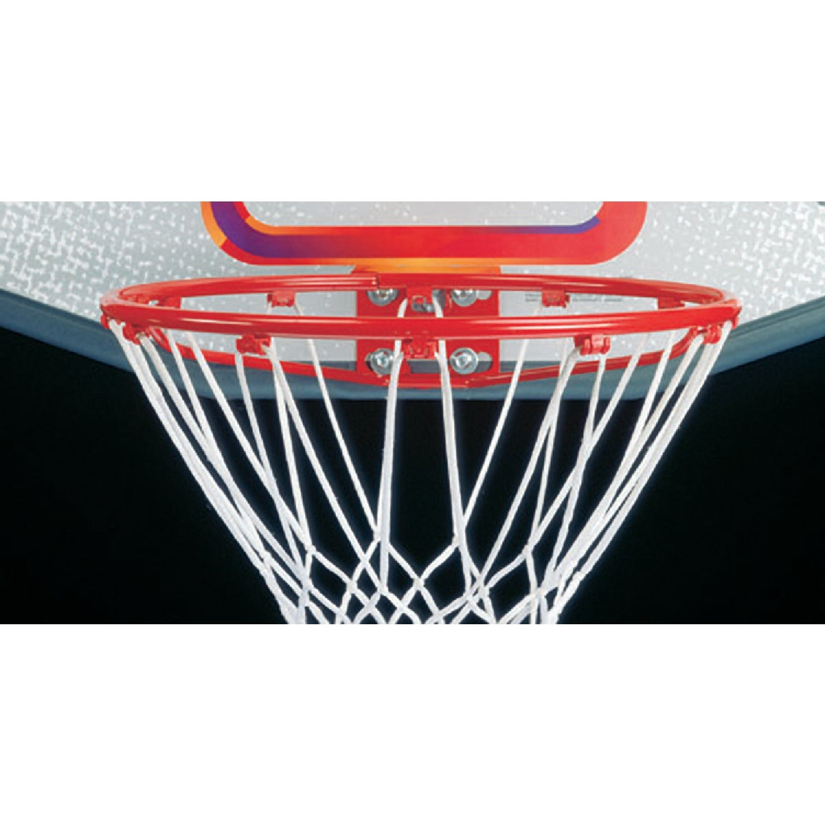 BASKETBALL GOAL AND NET - 7811SR by Huffy Sports