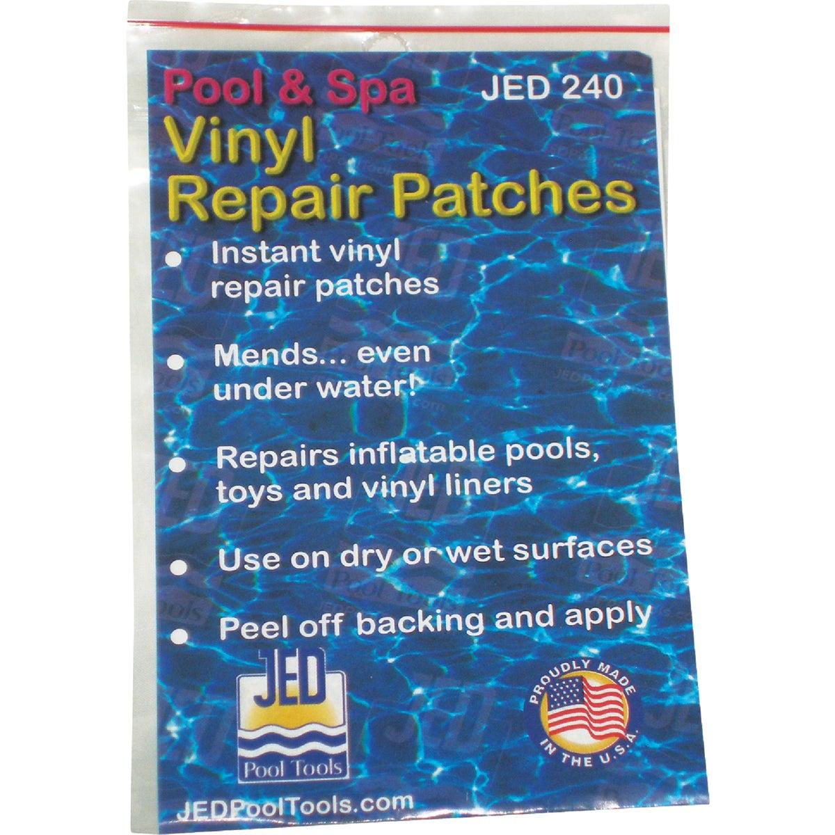 JED Pool Tools VINYL PEEL N PATCH KIT 35-240