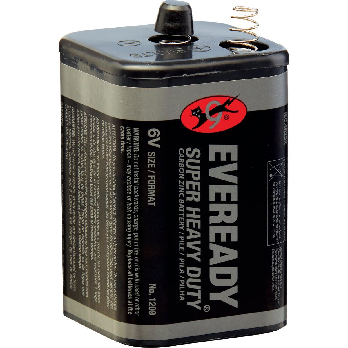 6V H/D Lantern Battery