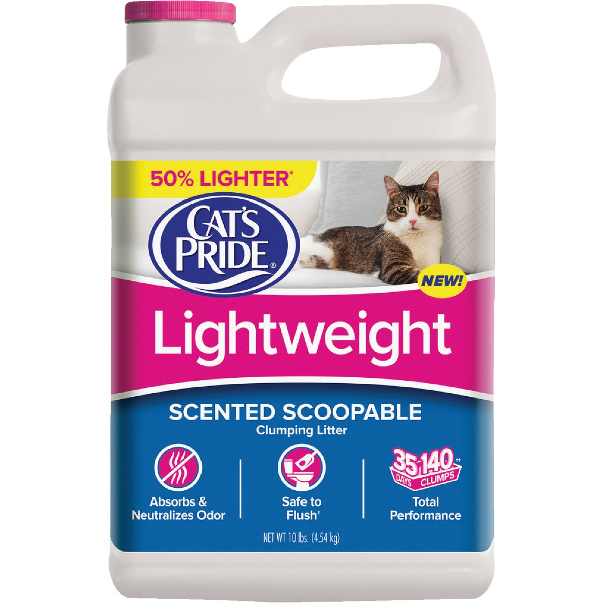 14LB SCOOPABLE LITTER - C01934-G40 by Oil Dri Corp
