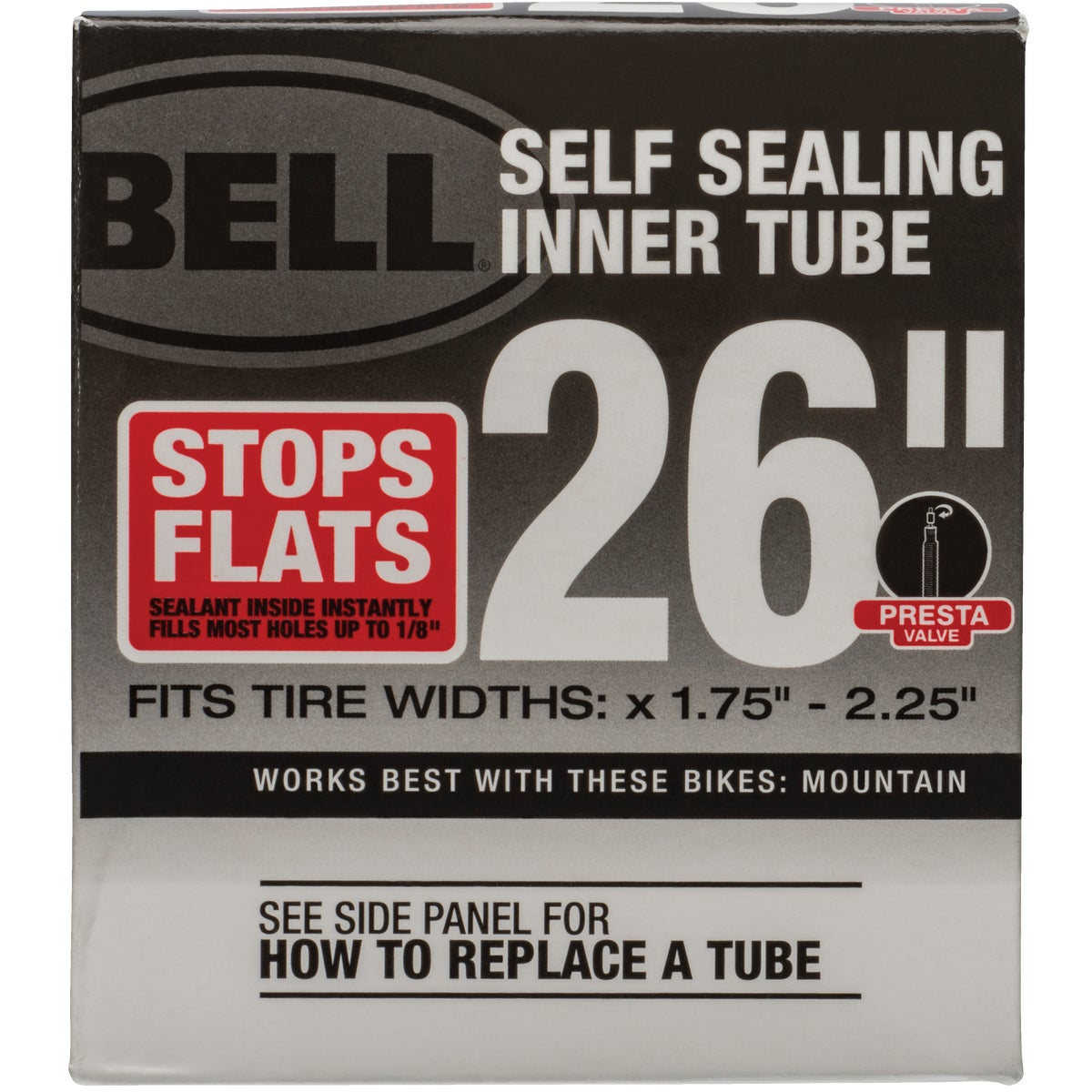 "26"" SELFSEAL INNER TUBE - 7015249 by Bell Sports"
