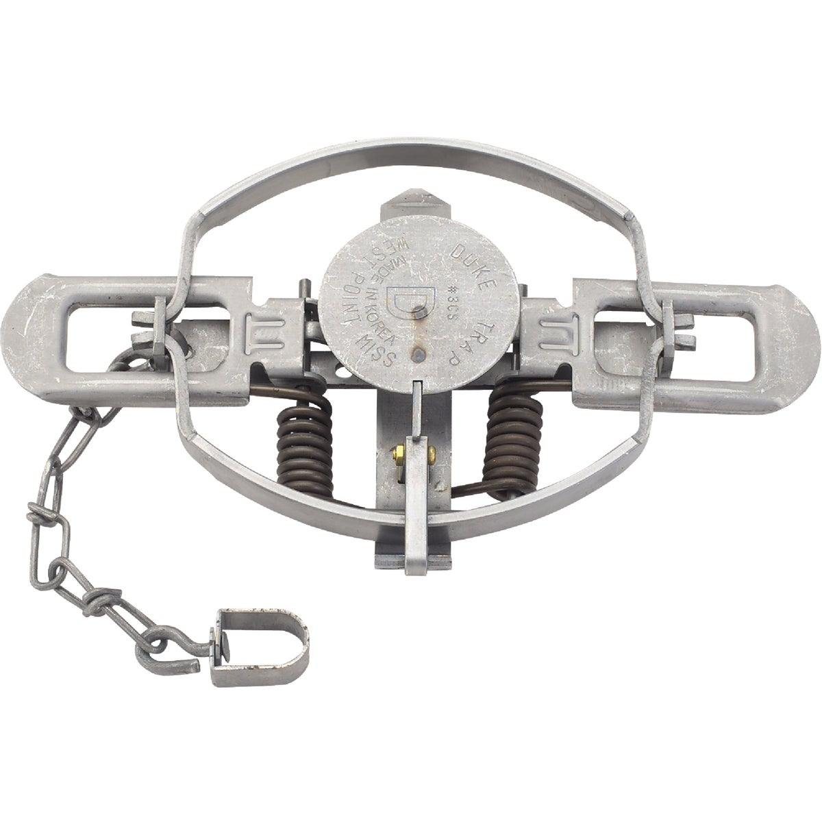 #3 COIL SPRING TRAP - 0500 by Duke Company