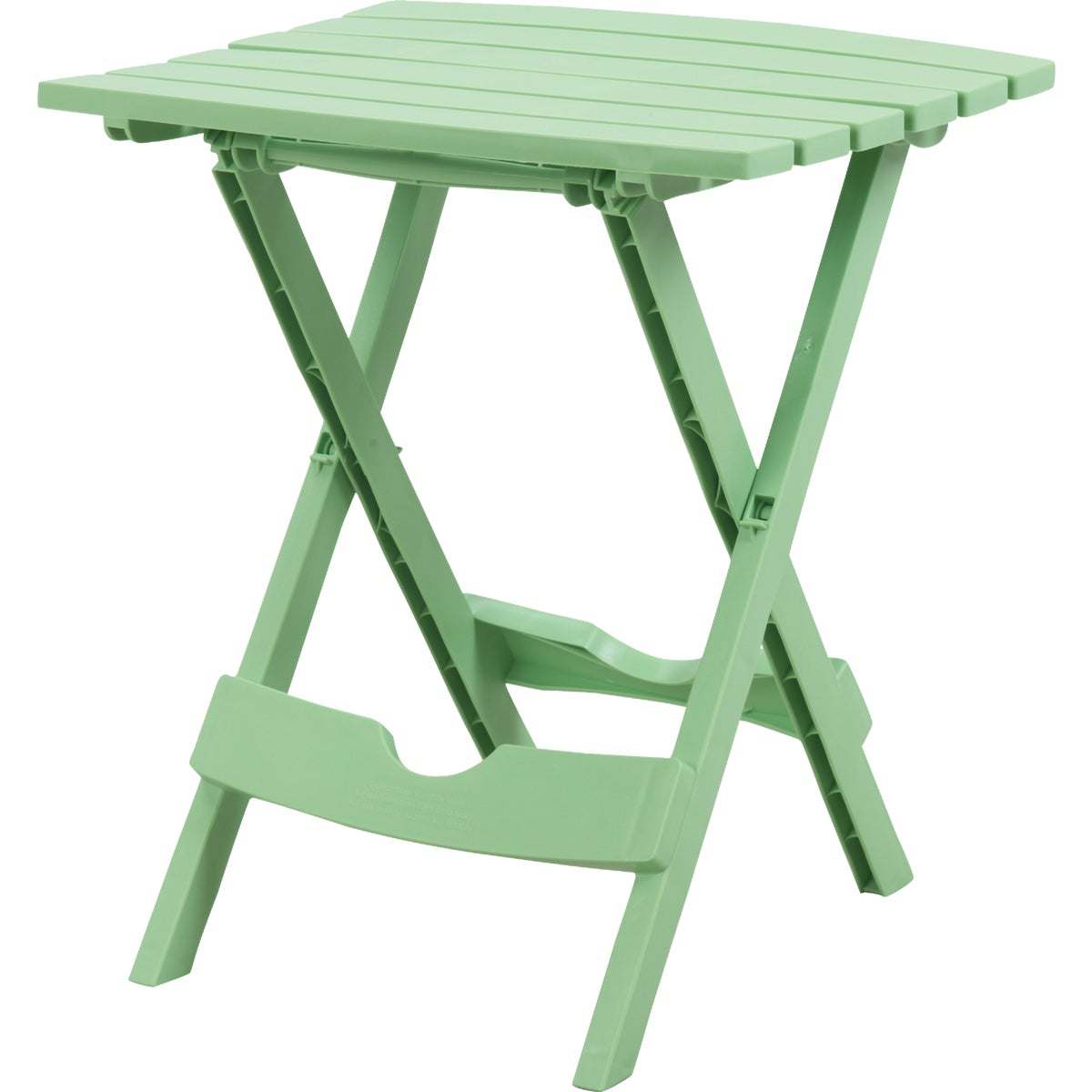 SUMR GRN QUIK FOLD TABLE