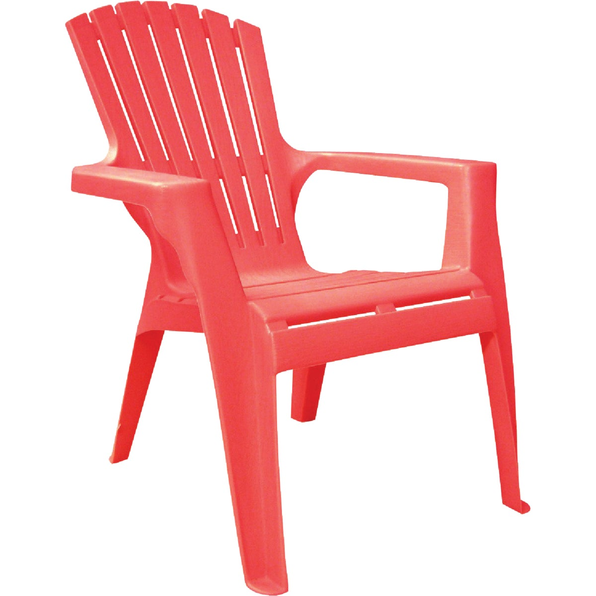 RED KIDS ADIRONDACK - 8460-26-3731 by Adams Mfg Patio Furn