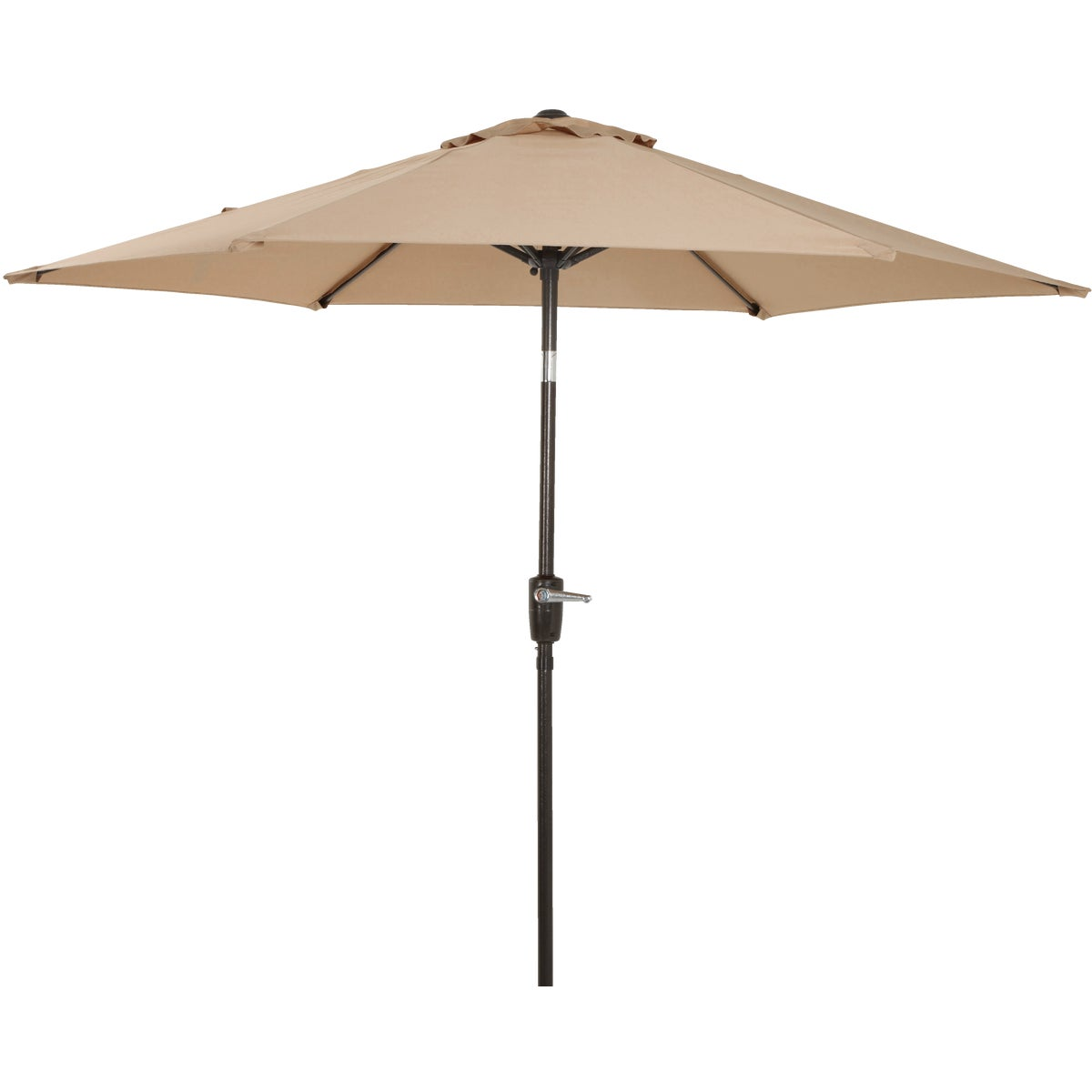 7.5' TAN UMBRELLA