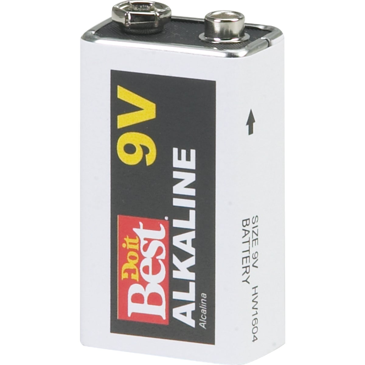 4PK DIB 9V BATTERY - DIBA1604-4 by Ray O Vac