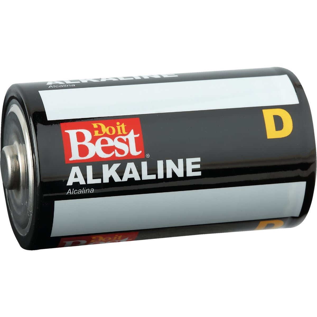 4PK DIB D ALK BATTERY