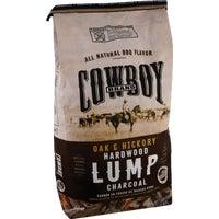 Cowboy Charcoal 20LB NATRL LUMP CHARCOAL 754087232204