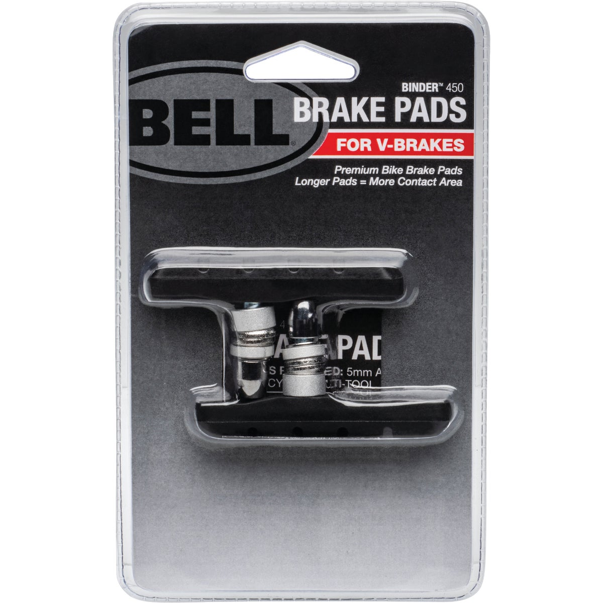 V STOP BRAKE PADS - 7015915 by Bell Sports