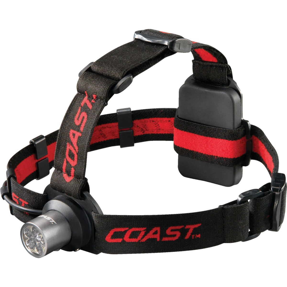 HL5 6 CHIP LED HEADLAMP - TT7041CP by Coast Products