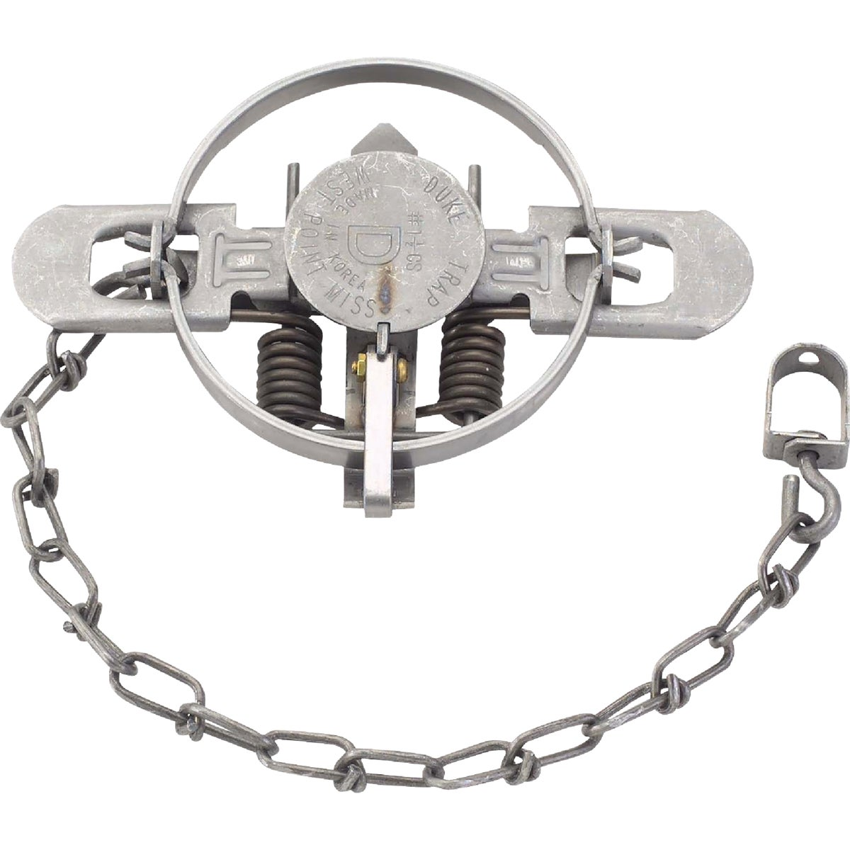 #1 1/2 COIL SPRING TRAP - 0470 by Duke Company