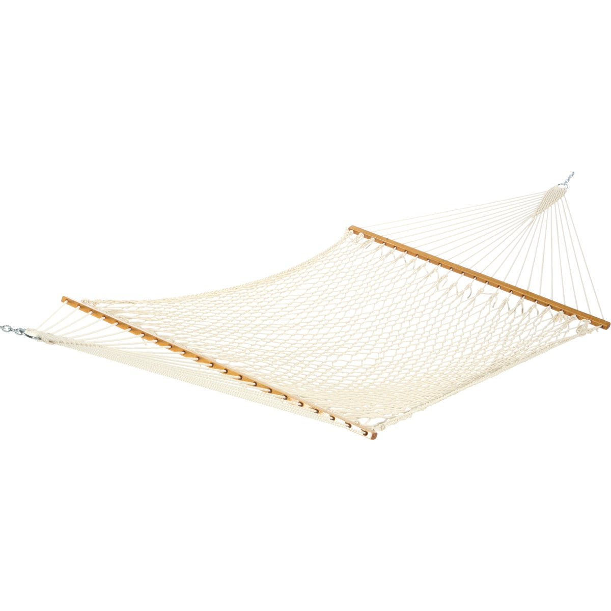 DLX POLY ROPE HAMMOCK - PC-14PCW by The Hammock Source