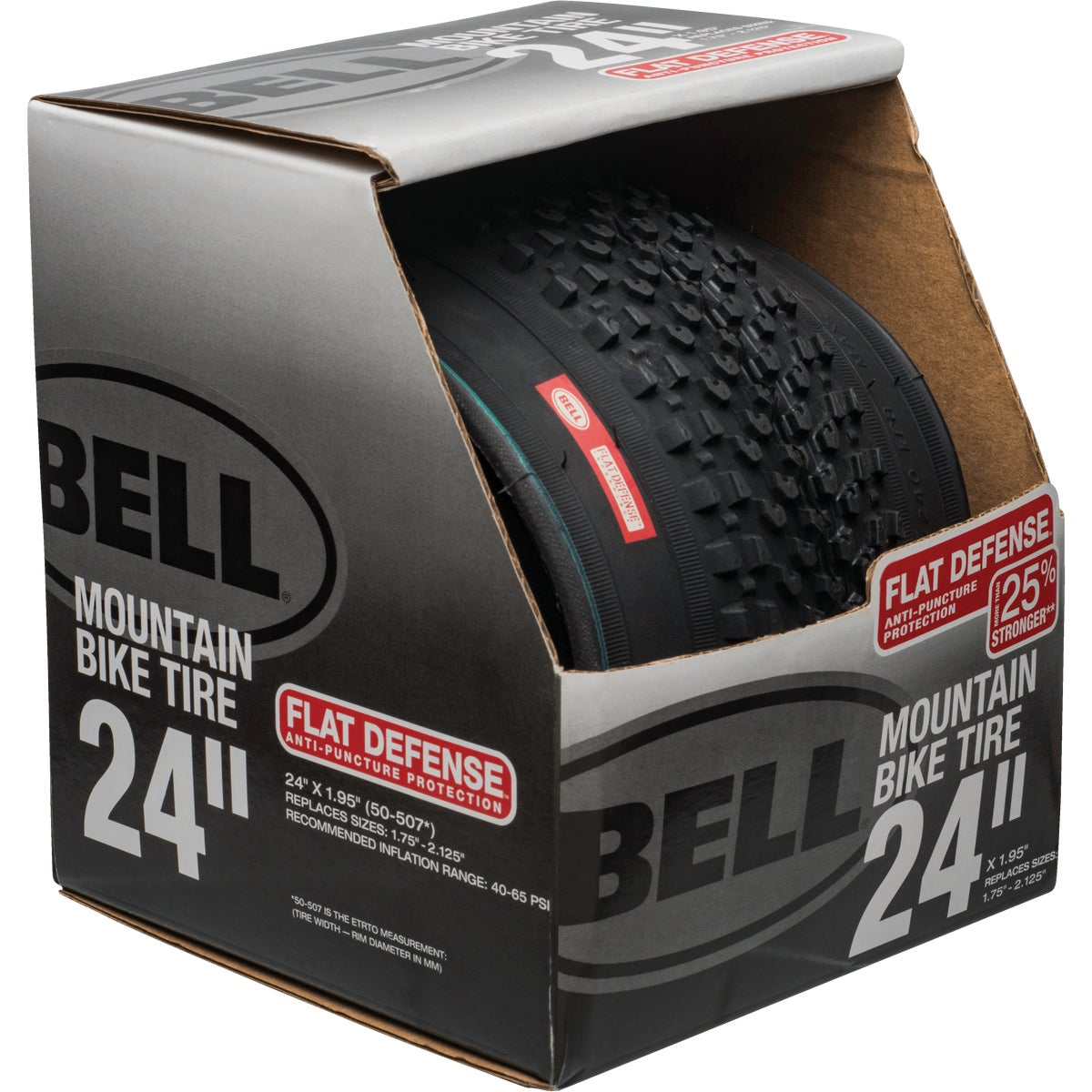 "24"" MOUNTAIN BIKE TIRE - 7014769 by Bell Sports"