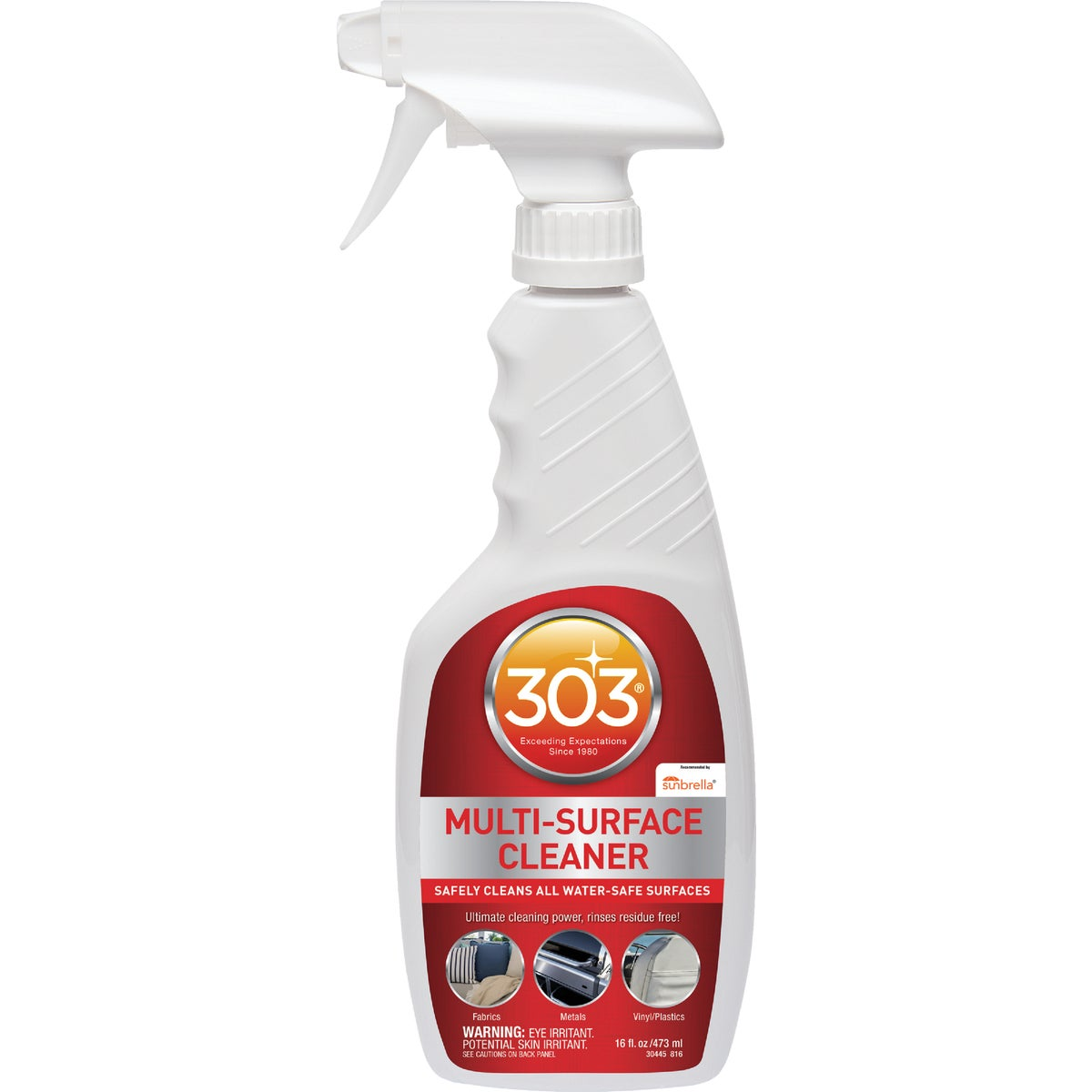 303 Products Inc 16OZ PF CLEANER 30445