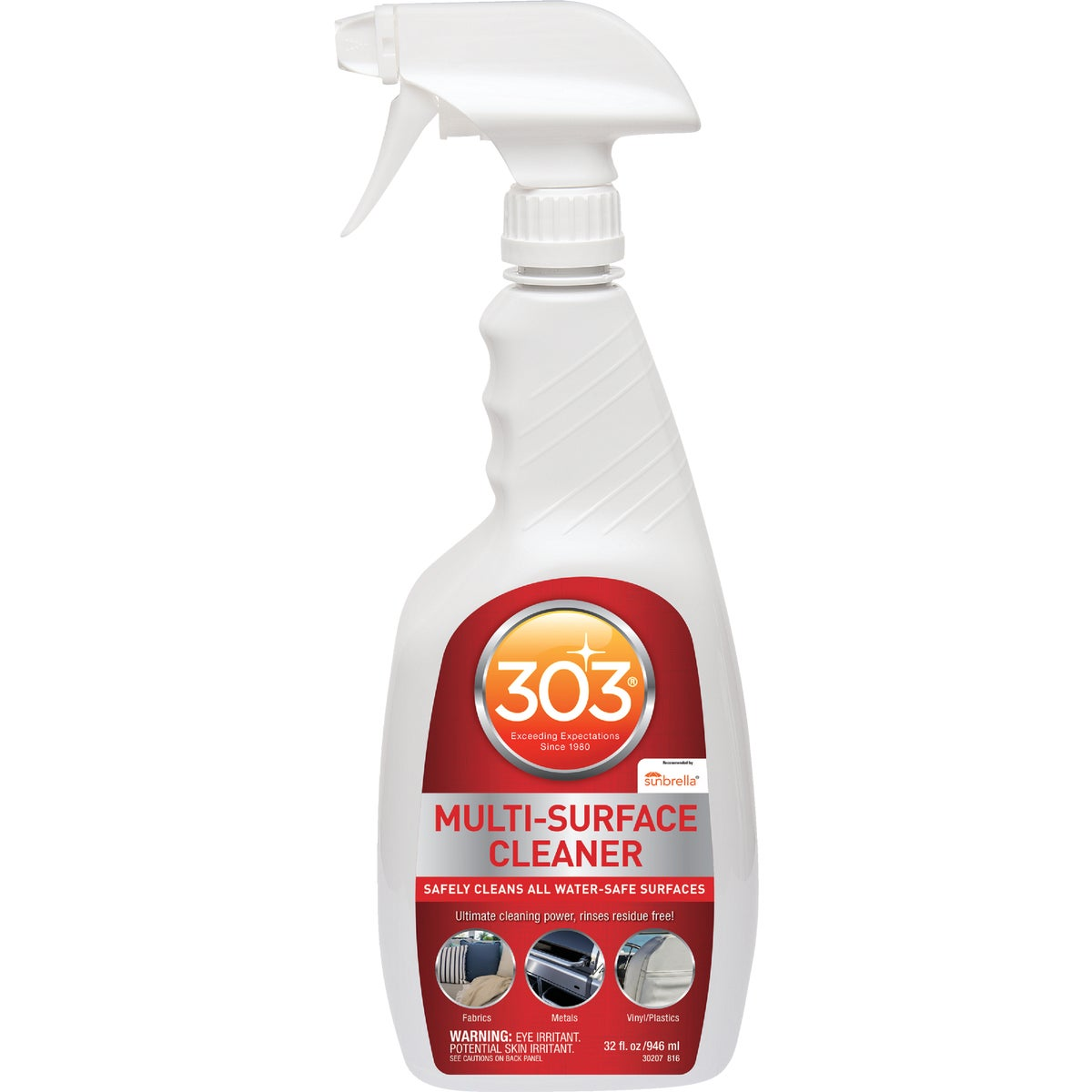 303 Products Inc 32OZ FABRIC CLEANER 30556