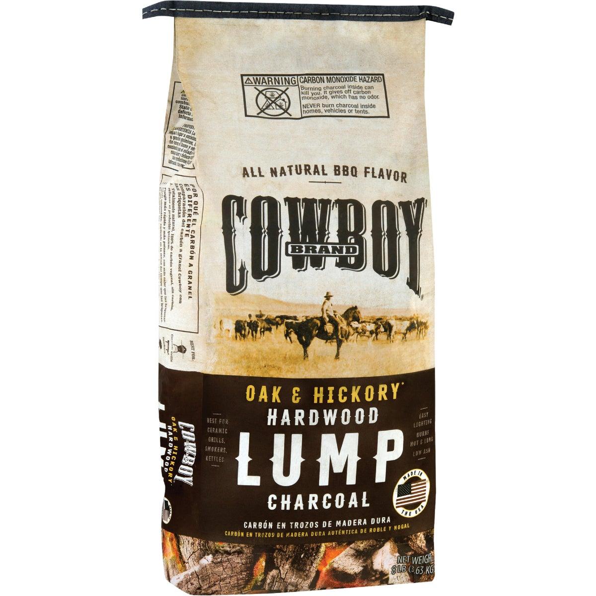 Cowboy Charcoal 8.8LB NATL LUMP CHARCOAL 23288