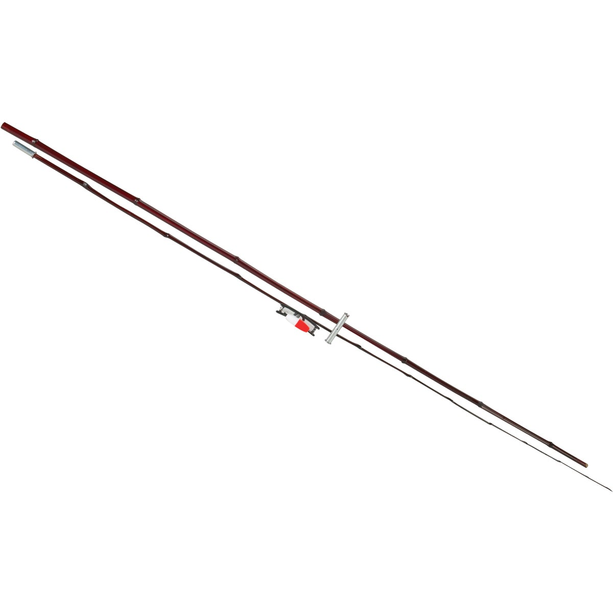10'JOINTD BAMBOO ROD KIT - BK10 by South Bend Sptg Good