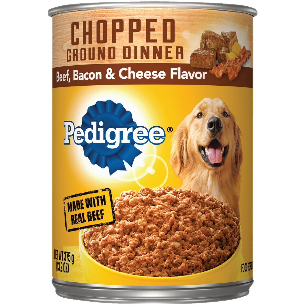 13OZ BF/BAC/CHE DOG FOOD