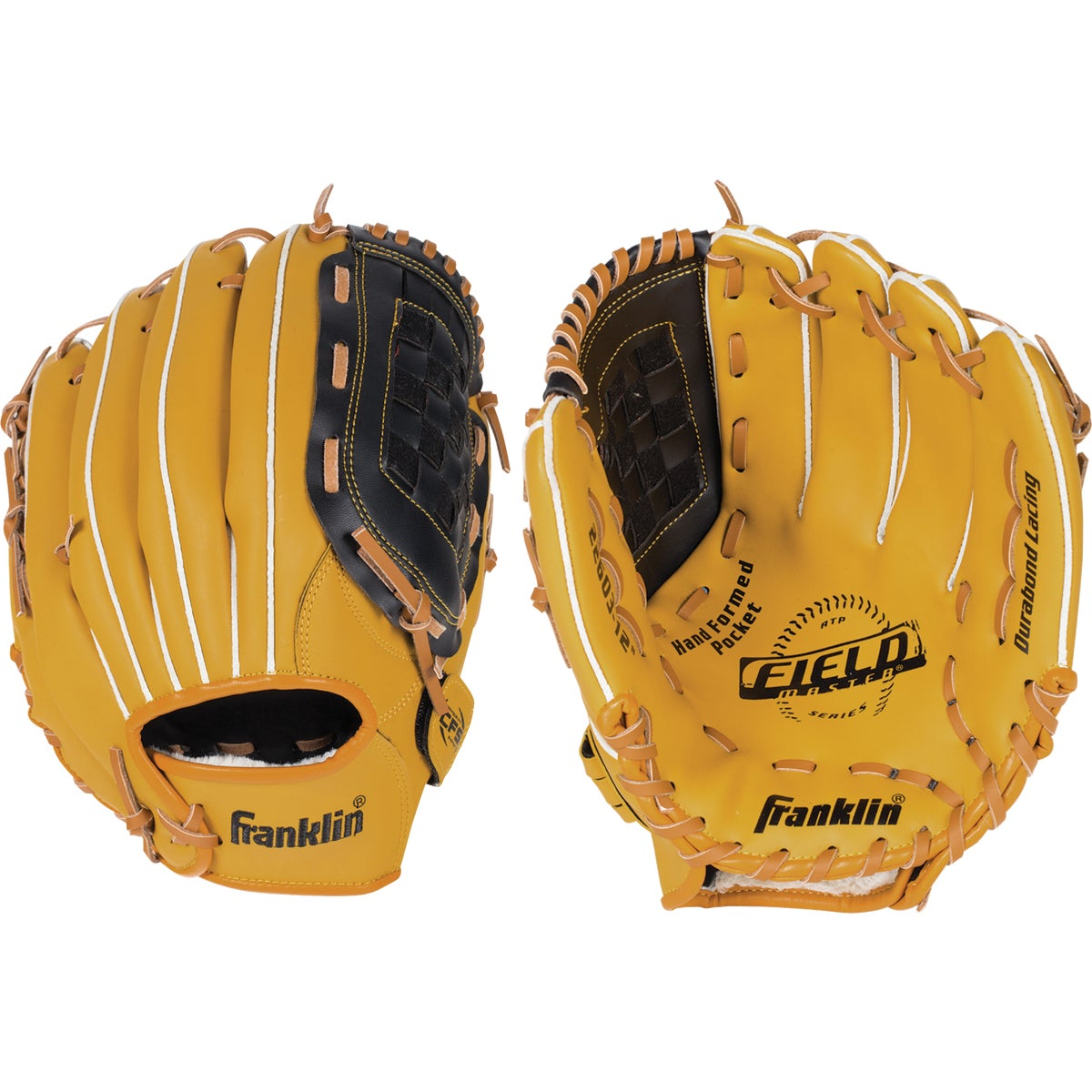 "12"" BASEBALL GLOVE - 22404 by Franklin Sports"