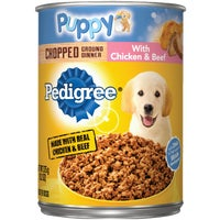 Mars Pedigree 13OZ CHICK/BEEF PUP FOOD 1301